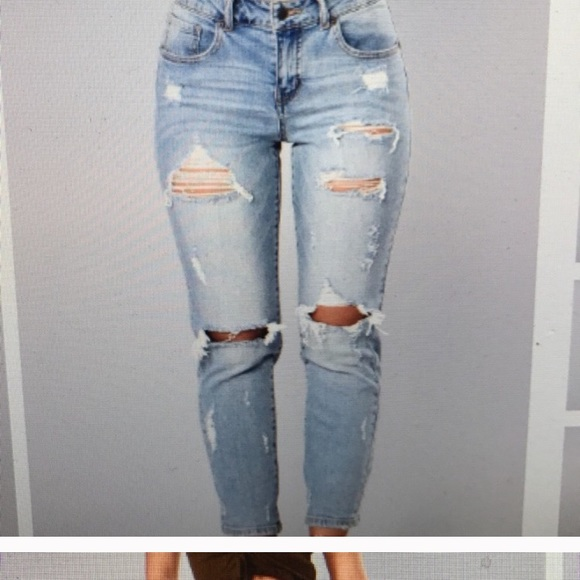 Fashion Nova Denim - Attention Seeker High Waist Jeans